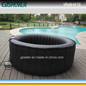 Round Large Plastic Adult Bath Tub (pH050017) pictures & photos