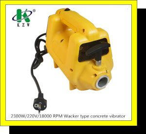 Top 10 High Frequency Concrete Vibrator (1500W-2300W) pictures & photos