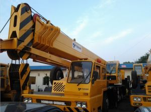 Used Tadano 65t Crane (GT650E) pictures & photos
