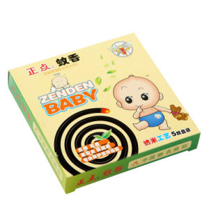 Baby Use Black Mosquito Coils pictures & photos