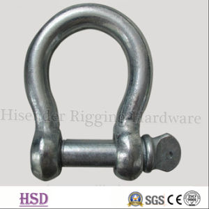 Galvanized Free Forged JIS Bow Shackle of Rigging Hardware pictures & photos
