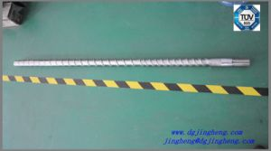 Single Extrusion D50 Screw Barrel for Firm Blowing Machine pictures & photos