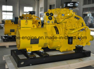 125kVA/100kw Chinese Shangchai Marine Generator with 6135azcaf Engine pictures & photos