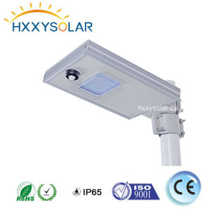 6W Waterproof Outdoor Solar LED Street Light pictures & photos
