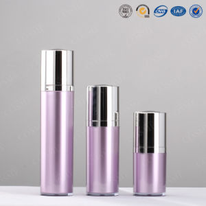 15g 30g 50g Airless Bottle Plastic Vacuum Bottle pictures & photos