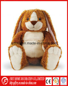 Microwaveable Heated Plush Rabbit Toy for Baby Gift pictures & photos