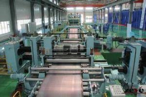 Electric Horizontal Shearing Machine for Transformer Iron Core