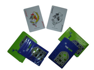 Semi-Auto Playing Card Cellophane Overwrapping Machine Sample (SY-180) pictures & photos