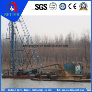 Sand Drilling Rig Suction Dredging Boat for Sand Mine pictures & photos