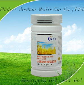 Wheatgerm Oil Soft Gel pictures & photos