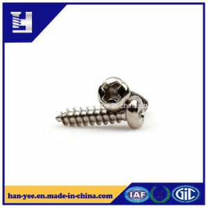 Hex Standoff with Slight Hole Nut/Nickel Self-Tapping Screw pictures & photos
