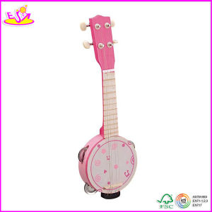 2014 New Wooden Guitar, Popular 30 Inch Wooden Guitar and Hot Sale Wooden Guitar W07h021 pictures & photos