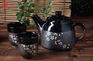 Tableware Ceramic/Porcelain Teapot Dinner Set (TP-49B)