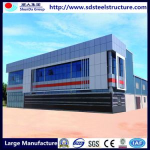 Dubai Project Galvanized Mobile Modular Prefabricated Building pictures & photos