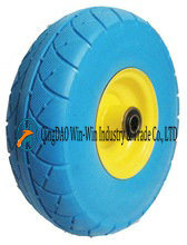 10 Inch Solid PU Foam Cleaning Machine Tyre pictures & photos