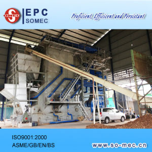 Palm Plantation Captive Power Plant Biomass Boiler pictures & photos