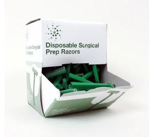 Prep Disposable Razor for Medical Use