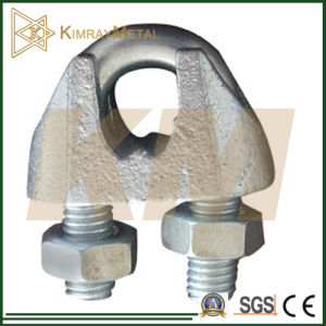 Malleable Wire Rope Clip (B Type/ A Type) pictures & photos
