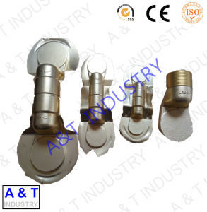 AT High Quality Plumbing Fitting/Hot Forged Brass Parts pictures & photos