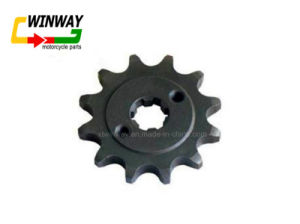 Ww-5343 Motorcycle Chainwheel, Motorcycle Sproket for S110 A3 14t pictures & photos