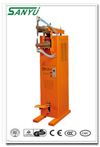 Sanyu Dn Series Pedal Type Resistance Spot Welding Machine pictures & photos