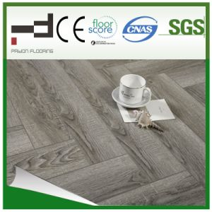 Pridon Herringbone Series Rz003 More Texture Laminate Flooring pictures & photos