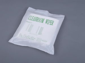 Cleanroom Knitting Wiper, Polyester Wiper, Dust Free Wiper pictures & photos