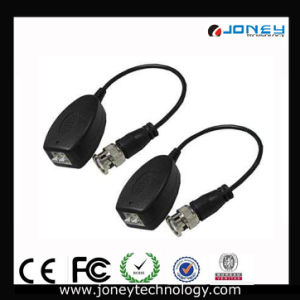 High Quality 1 Channel Passivie CCTV Video Baluns pictures & photos