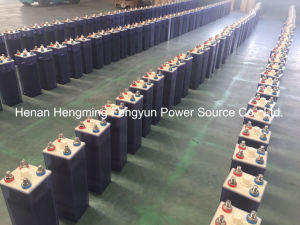 1.2V250ah Kpm250 Ni-CD Battery for UPS pictures & photos