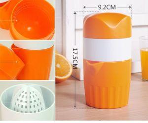 Bokdy Manual Lid Rotation Citrus Juicer Orange Squeezer Juicer pictures & photos