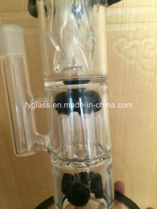 China Manufacturer Safety and Fast Delivery Smoking Water Pipe with Glass Oil Rig pictures & photos