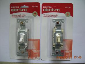 UL Standard Electrical on off Toggle Switch pictures & photos