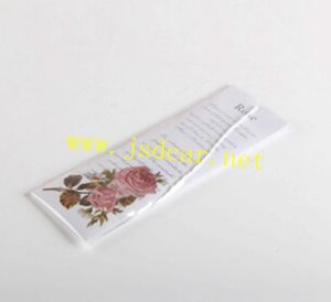 Competitive Price Paper Car Air Freshener Sachet (JSD-H0006) pictures & photos