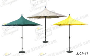 Outdoor Umbrella, Central Pole Umbrella, Jjcp-17 pictures & photos