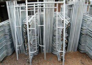 Customized Aluminum Scaffolding, OEM Aluminium Scaffold pictures & photos