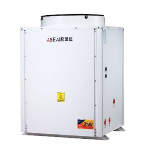Electric Hot Water Heat Pump 18kw Hot Water Generation 380ltrs/Hr