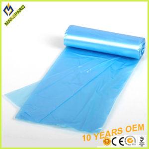 on Roll Perfume Plastic Blue Waste Trash Garbage Bag
