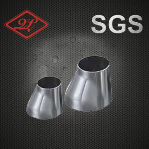 Sanitary Stainless Steel Pipe Fitting Welding Eccentricity Reducer pictures & photos