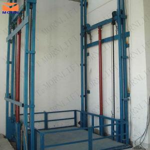 CE Between Floors Goods Lift Elevator pictures & photos