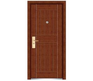 High Quality Steel Wooden Door pictures & photos