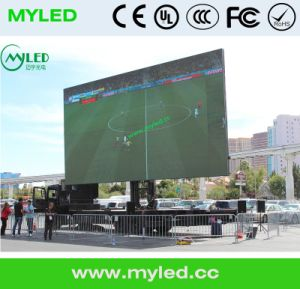 LED Curtain, LED Rental, Full Color LED Display pictures & photos