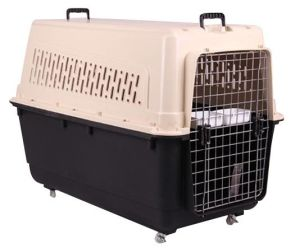 Plastic Pet Carriers Dog Product