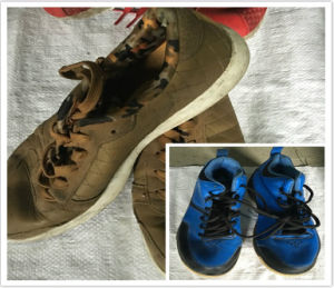 Zhejiang Second Hand Factory Sell Cheap Used Shoes for Sale pictures & photos