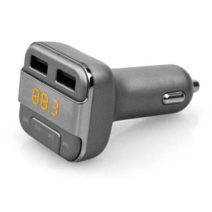 Bluetooth Car MP3 Player FM Transmitter and Car Charger pictures & photos