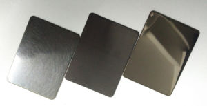 Price Per Kg 304 Color Stainless Steel Sheet for Interior Decoration pictures & photos