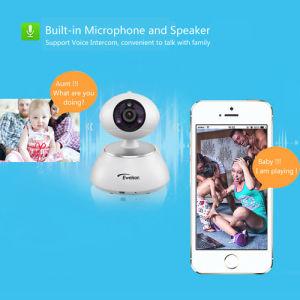 DIY Home Security Intelligent 720p Pan & Tilt Wireless IP Camera (Q1)