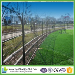 Job Site Fence Panel Temporary 6′ H X 10′ L pictures & photos