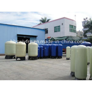 Sand Filter FRP Pressure Vessel for RO Preteatment pictures & photos
