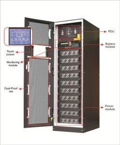 Invt RM Modular UPS pictures & photos