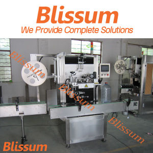 Big Bottle Shrink Sleeve Labeling Machine pictures & photos